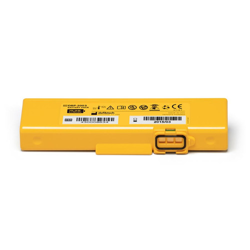 Defibtech DDU-2000 Series Standard 4-Year Battery Pack (DCF-2003)