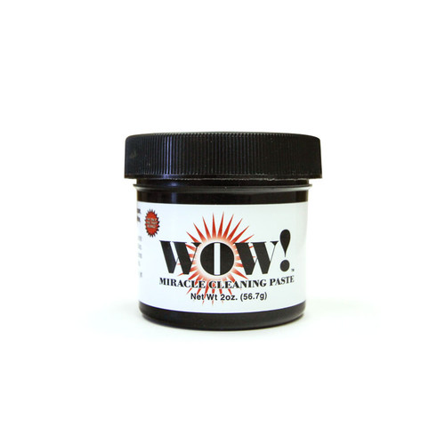 WOW! Miracle Cleaning Paste, 2 oz container (WOWPaste2)