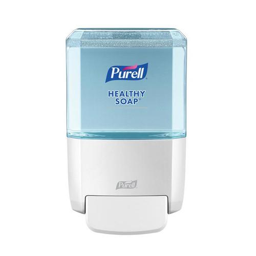 Purell ES4 Push-Style Hand Soap Dispenser, White (5030-01)