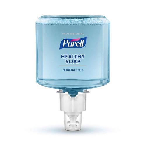 Purell ES4 Professional Healthy Soap Mild Foam, Fragrance-Free, 1200mL (2/case) (5074-02)