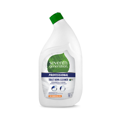 Toilet Bowl Cleaner, Emerald Cypress and Fir, 32 oz (8/case) (SEV44727CT)