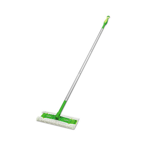 "Sweeper Mop, 10"" Wide Mop, Green"