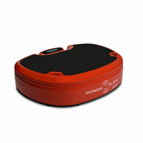 Power Plate MOVE Vibration Trainer, Red
