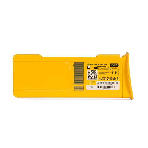 Defibtech DDU-100 Series High Capacity 7-Year Battery Pack (DCF-210)