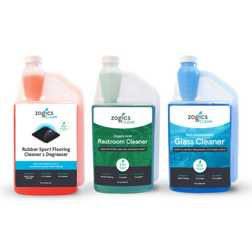 Zogics Gym Cleaning Bundle