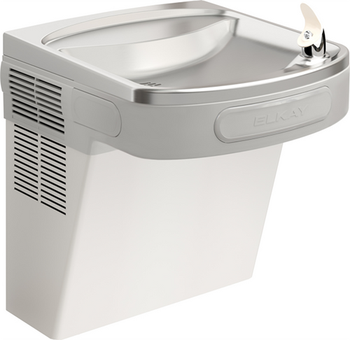 Elkay Wall Mounted ADA Compliant Water Cooler, Filtered 8 GPH, Stainless Steel