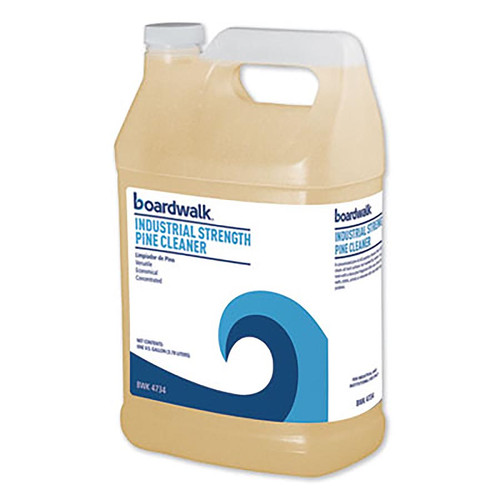 Boardwalk  Industrial Strength All-Purpose Pine Cleaner (4 gallons/case), BWK4734