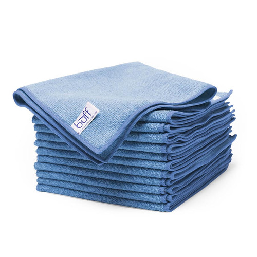 "16""x16"" Buff™ Pro Multi-Surface Microfiber Towel, 12 Pack, MT1616-12"