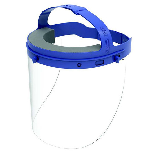 Suncast Commercial Protective Face Shield, Full Length, HGASSY16