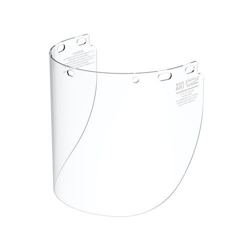 Suncast Commercial Protective Face Shield Replacement Shield, Full Length