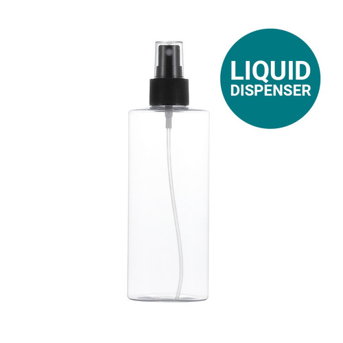 Table Top Liquid Pump Sprayer, 6.75 oz, SPR200ml (Case of Empty Bottles) (SPR200ml-)
