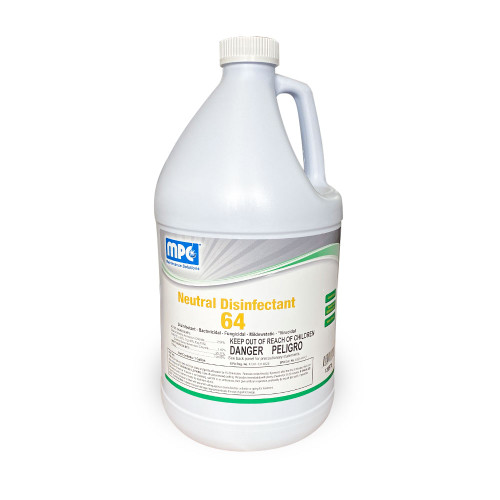 Commercial Disinfectant Concentrate