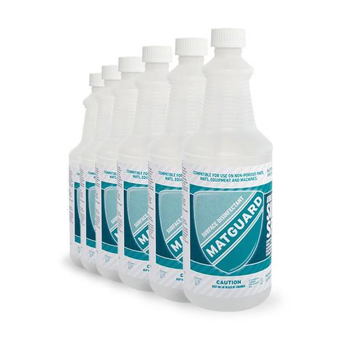 MatGuard 70% Alcohol Ready-to-Use Surface Disinfectant, 32oz, (6 units/case)