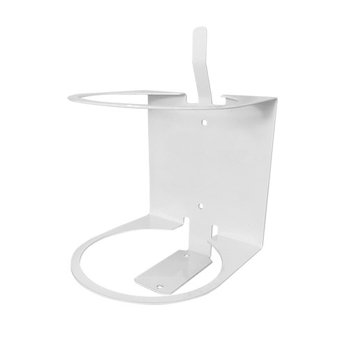 """4.25"""" Wipes Canister Dispenser Wall Bracket (DISP4CRIUC)"""