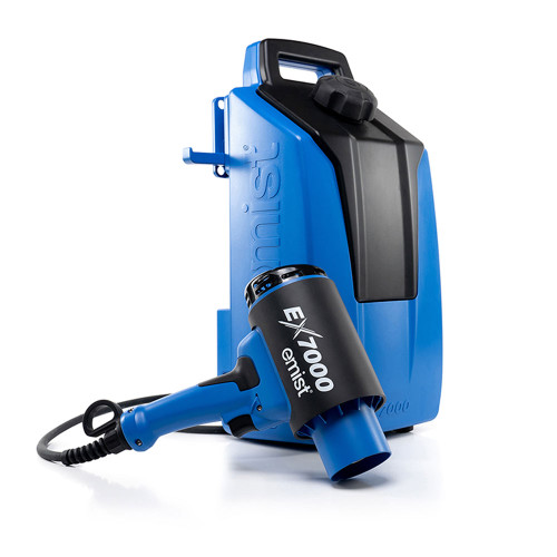 EMist EX-7000 Electrostatic Backpack Sprayer (EX-7000)