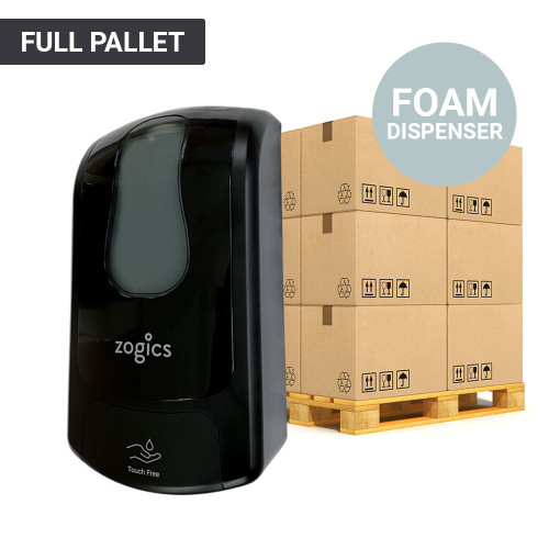 Touch-Free Automatic Wall-Mounted Hand Sanitizer Foam Dispenser Pallet