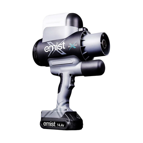 EMist Cordless Handheld Electrostatic Disinfectant Sprayer, EPIX360