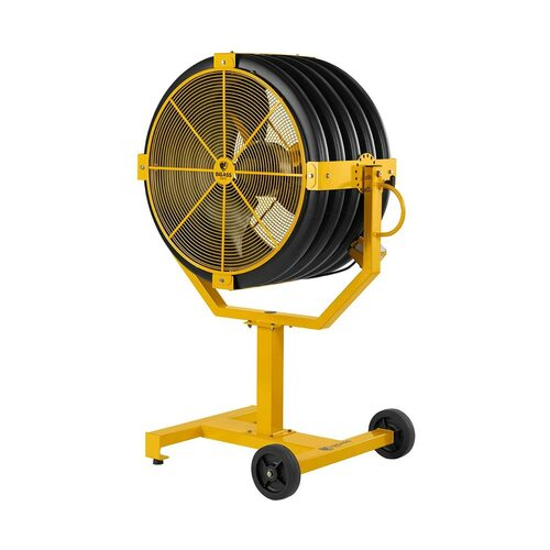 Yellow Jacket Portable Fan