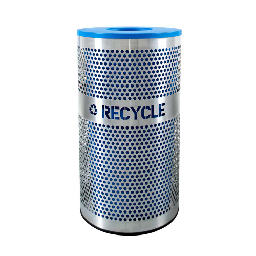 Venue Collection Recycling Receptacle