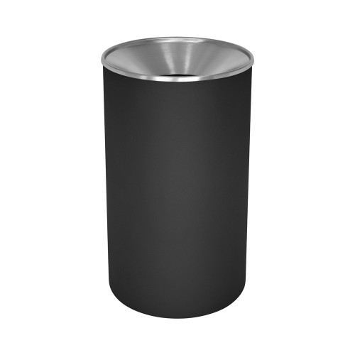 33 Gallon Steel Waste Receptacle