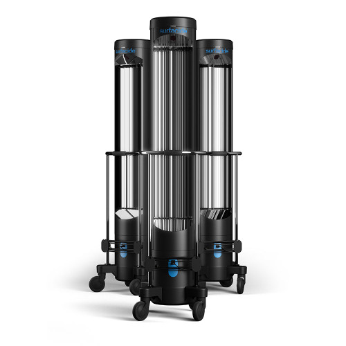 Helios® UV-C Disinfection System | Surfacide (Helios)