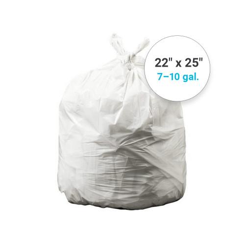 "Revolution Bag Utility Grade Can Liner, 22"" x 25"", 500/case (286232545)"