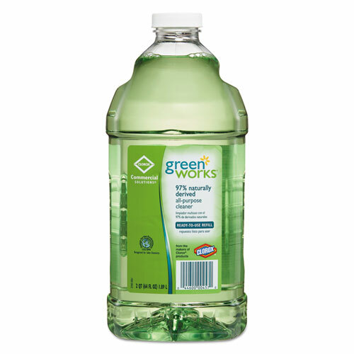 Green Works All Purpose Cleaner Refill, 64 Oz