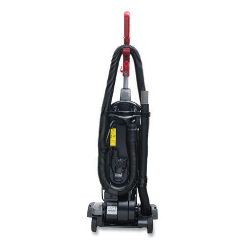 Sanitaire FORCE QuietClean SC5845B Upright Vacuum Back Side