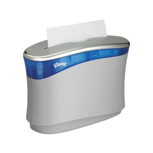 Reveal Countertop Folded Towel Dispenser | Kleenex® (KCC51904)
