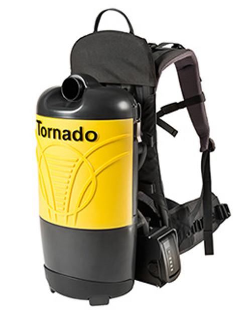 Tornado Pac-Vac 6 Roam Vacuum Machines