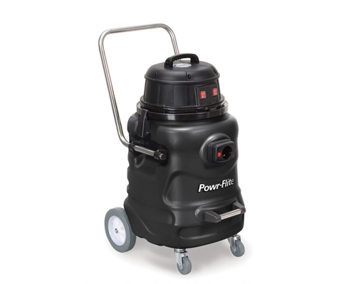 Powr Flite Wet Dry Vacuum 20 Gallon Dual Motor with Poly Tank
