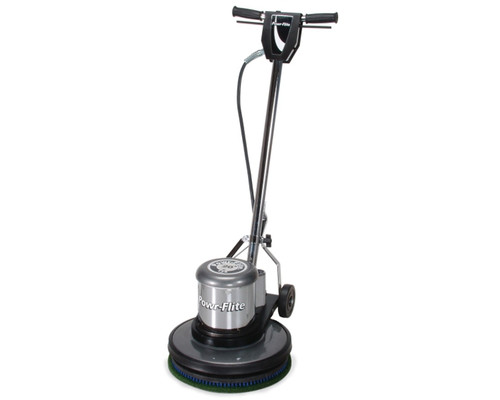 "Powr Flite Classic Metal Floor Machine 17"" 1.5 hp C171HD"