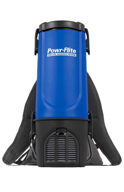 Powr Flite Pro-Lite Backpack Vacuum 4 qt