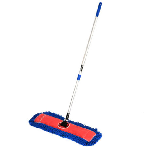 Alpine Industries Microfiber Floor Dust/Dry Mop set