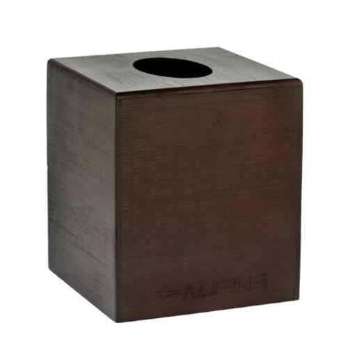 Espresso Wooden Tissue Box Cover - 405-ESP