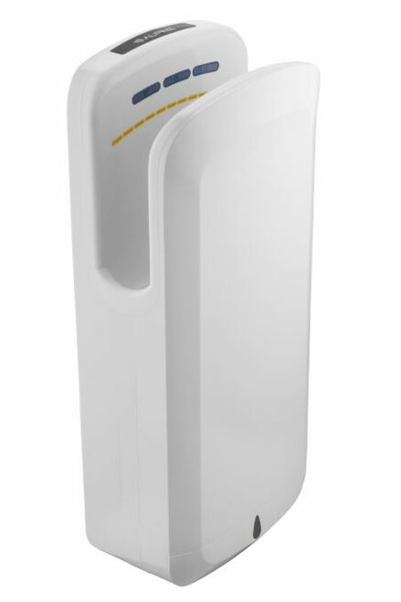 Oak High Speed, Commercial Hand Dryer, White, 120V |  Alpine Industries