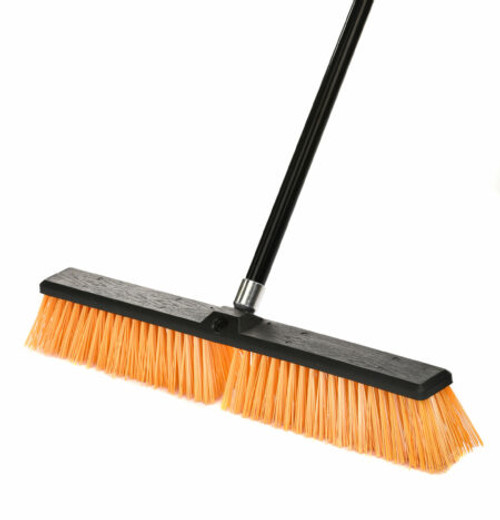 """24"""" Rough-Surface Push Broom, 3 Pack - 460-24-3-3"""