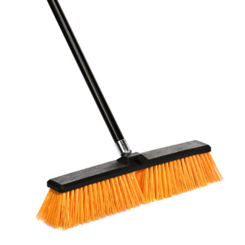 """18"""" Rough Surface Push Broom Pack Of 3 - 460-18-3-3"""