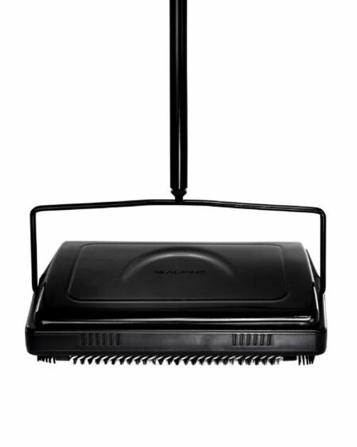 Triple Brush Floor And Carpet Sweeper, 469-BLK