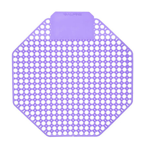 Alpine Industries Urinal Screen, Kiwi Grapefruit, 10 PK