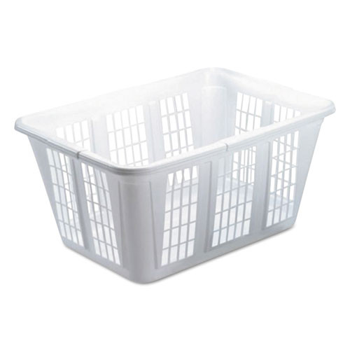 """Rubbermaid 17"""" Laundry Basket  RCP296585WHICT"""