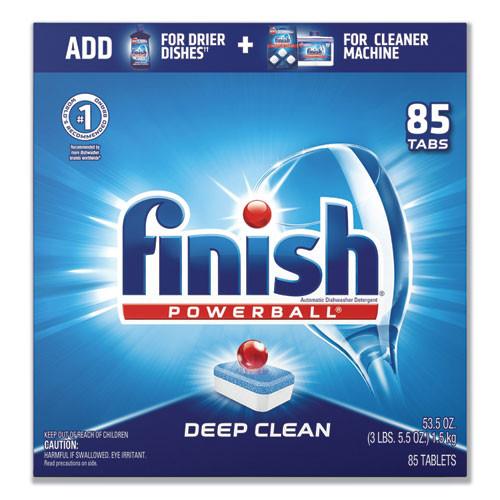 Finish Powerball Dish Detergent Tab