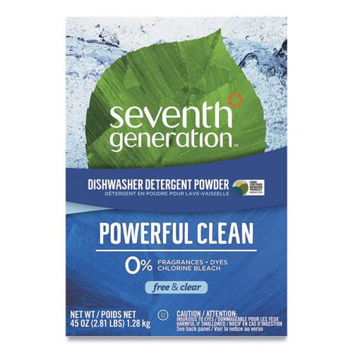 Seventh Generation Automatic Dishwasher Detergent, Unscent