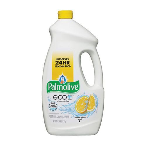 Palmolive Automatic Dishwashing Gel, Lemon Scent