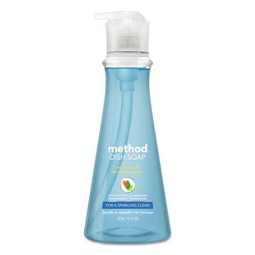 Method Dish Soap, Sea Minerals, 18 oz Pump Bottle