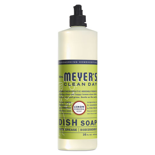 Meyers Clean Day 16 oz Dish Soap, Bottle