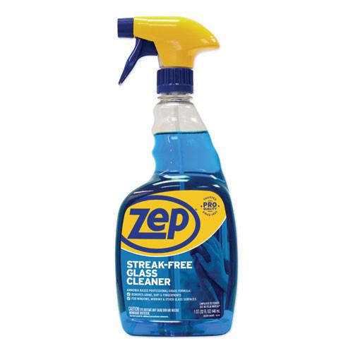 Professional Streak-Free Glass Cleaner Spray Bottle