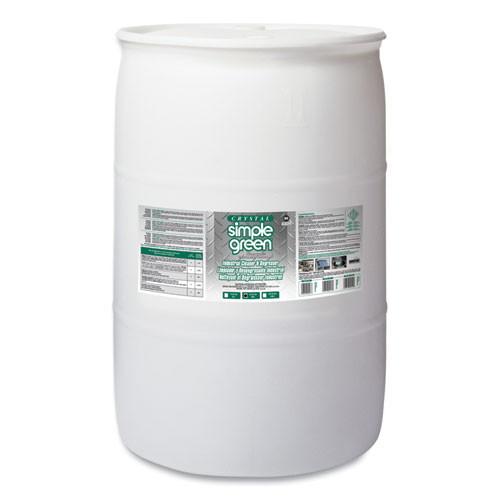 Simple Green Crystal Industrial Cleaner/Degreaser, 55 gal Drum