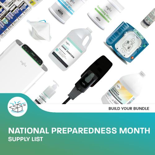 National Preparedness Month Supply List (ZNPM)