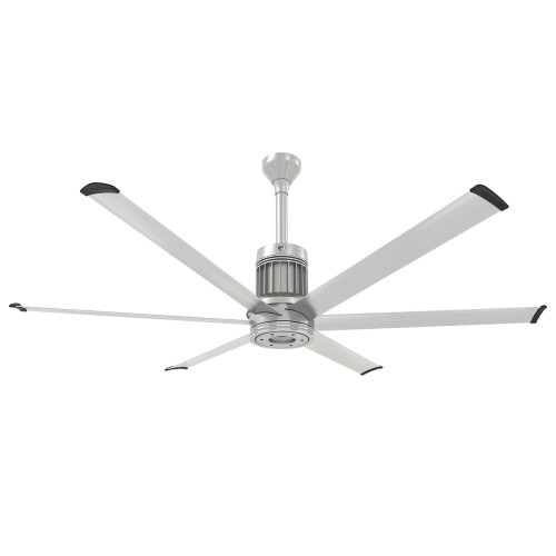 i6 Brushed Aluminum Ceiling Fan For Residential and Industrial Spaces | Big Ass Fans (MK-I61)